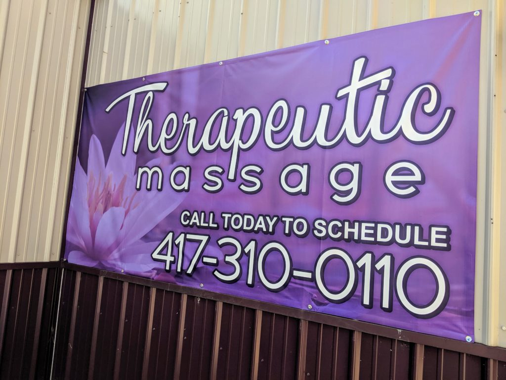 Therapeutic massage by Nita Massage. Call today to schedule, 417-310-0110